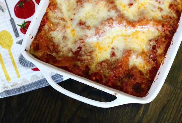 healthy turkey lasagna recipe 2