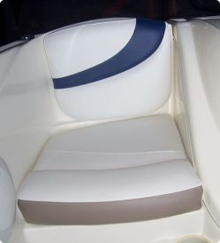 Seat and Backrest