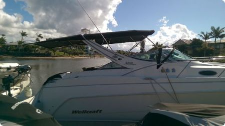 Bimini Top with Extension