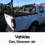 Vehicle cover, tonneau covers, caravan covers