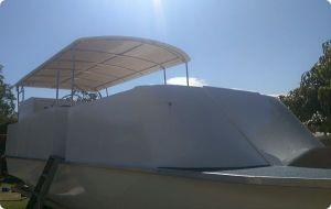 Large Bimini Top