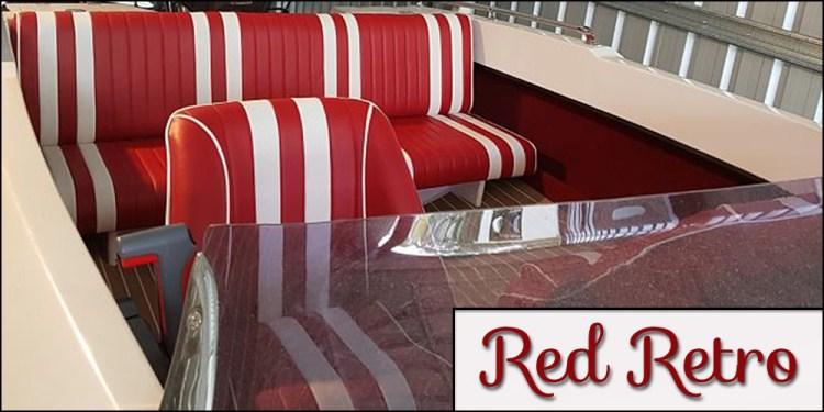 Retro Boat Upholstery Gold Coast