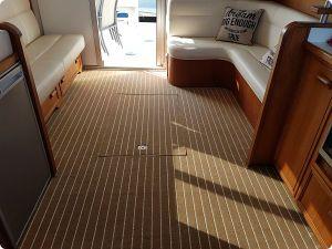 Teak Marine Carpet