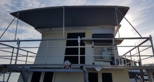 Large Boat Awning
