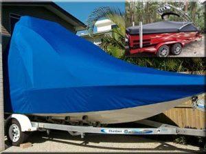 custom boat marine covers