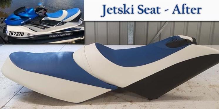 Recover Jetski Seat Gold Coast After
