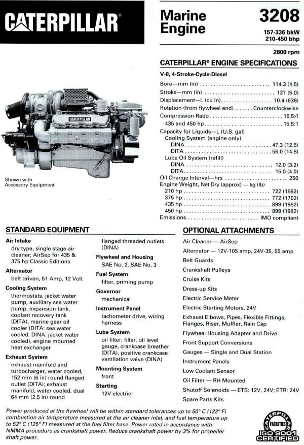 free caterpillar engine manuals online # 70