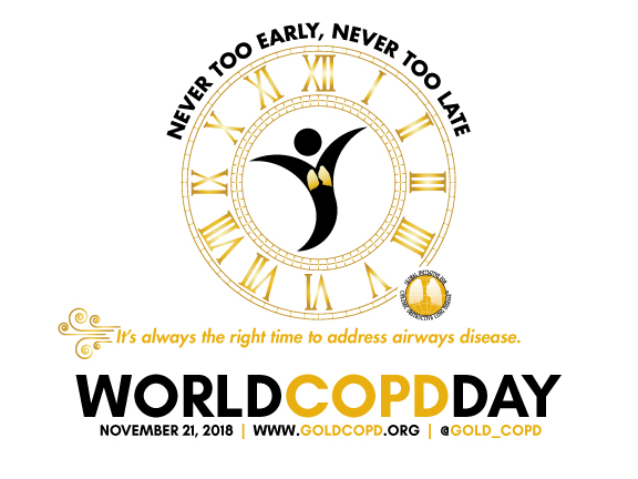World COPD Day Global Initiative For Chronic Obstructive