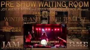 Watch WINTERLAND Live at J.A.M. Studio