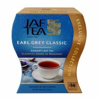 """JAFTEA (Джаф Ти)  черный чай """"Седой граф Классический"""" (Earl Grey Classic) 100g"""
