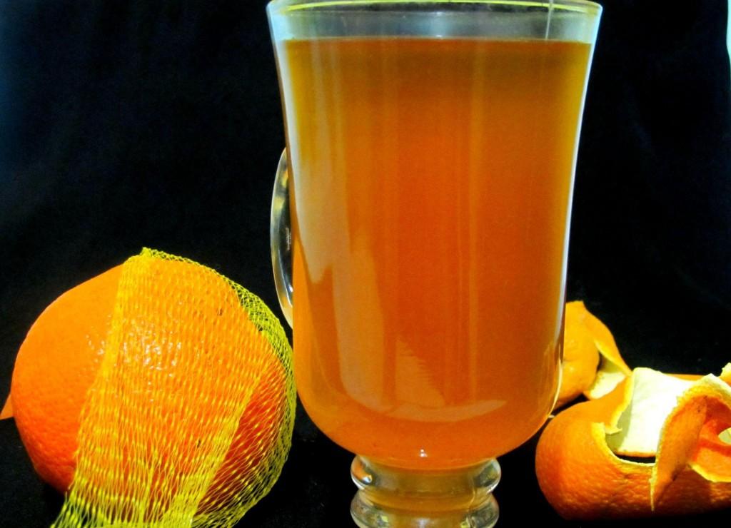 Рецепты с использованием чая. Чай «Апельсиновая роща»