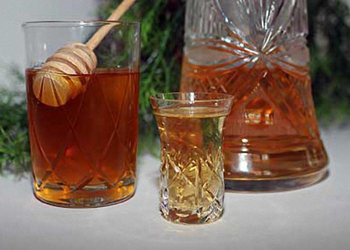 Рецепты с использованием чая. Чай при простуде.