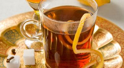 Рецепты с использованием чая. Чайный пунш «Северный»