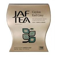 """JAFTEA (Джаф Ти)  черный чай """"Цейлон Седой Граф"""" (Ceylon Earl Grey) 100g"""