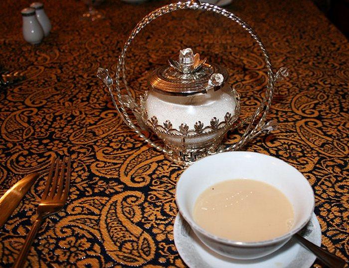 Рецепты с использованием чая. Чай по-казахски (вариант 1)