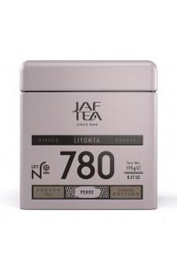 """JAFTEA (Джаф Ти)  черный чай №780 """"ЛИЙОНТА"""" (Liyonta) Pekoe жестяная банка 100g"""