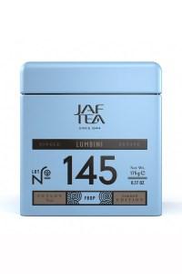 """JAFTEA (Джаф Ти)  черный чай №145 """"ЛУМБИНИ"""" (Lumbini) FBOP жестяная банка 100g"""