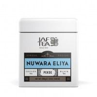 "JAFTEA (Джаф Ти)  черный чай ""НУВАРА ЭЛИЯ"" (Nuwara Eliya) Pekoe жестяная банка 100g"
