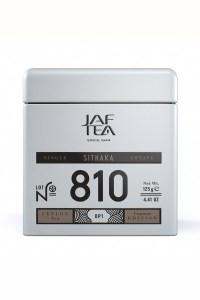 "JAFTEA (Джаф Ти)  черный чай №810 ""СИТАКА"" (SITHAKA) OP1 жестяная банка 90g"