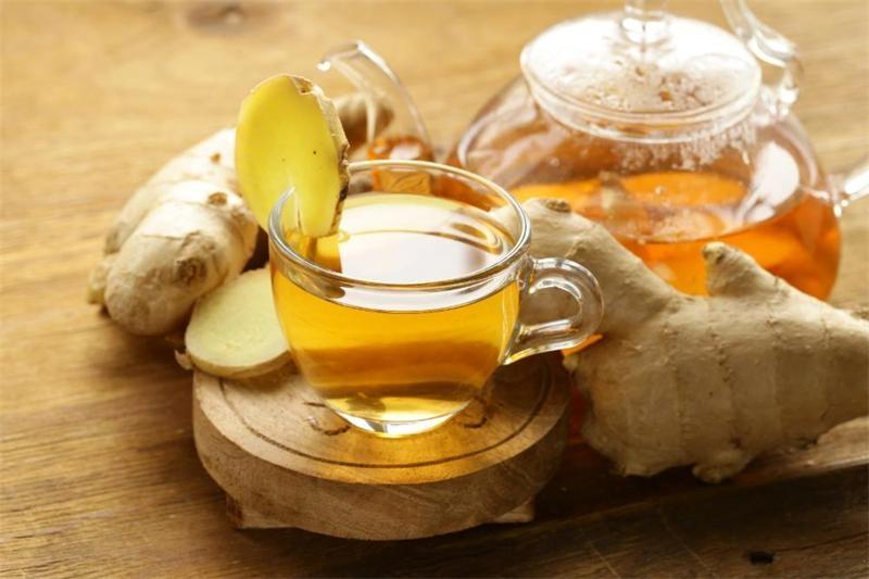 Рецепты с использованием чая. Вьетнамский имбирный чай «Тра Джиньдж»