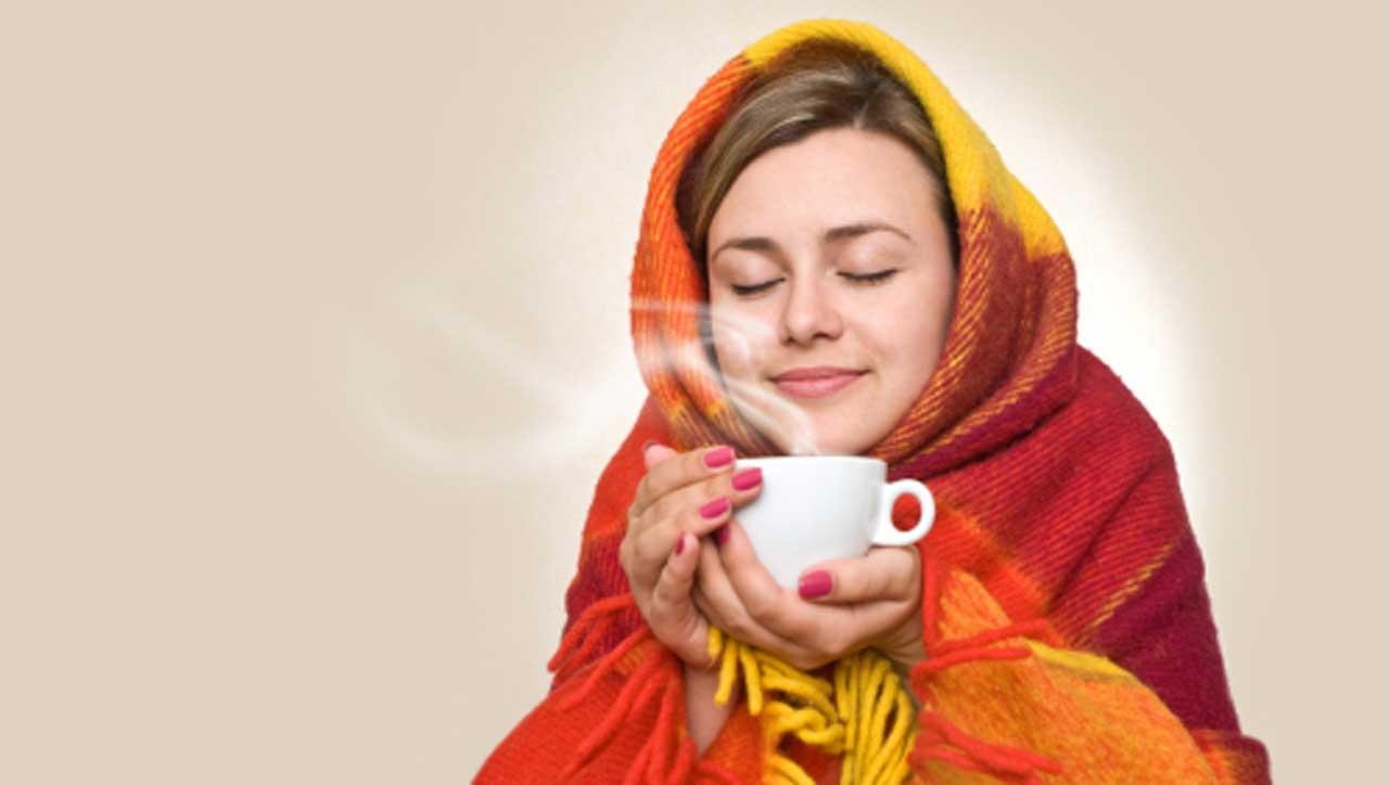 Чай для согревания и от простуды.