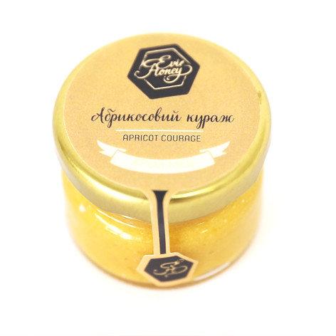 "Evie Honey Крем-мёд ""Абрикосовый кураж"" 30гр."
