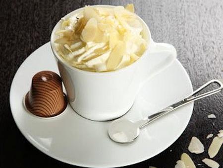 Приготовление кофе. Рецепты. Рецепты с молоком или сливками. Кофе «Голливуд».