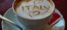Приготовление кофе. Рецепты. Рецепты с молоком или сливками. Кофе по-итальянски.
