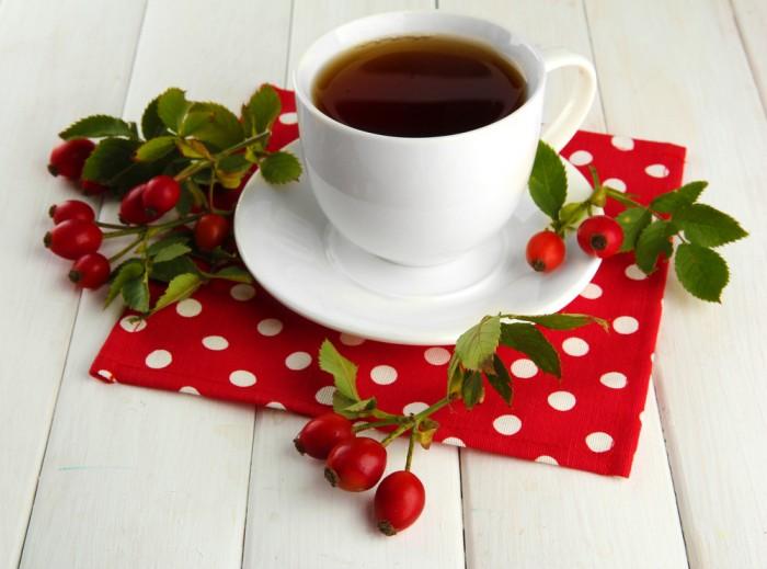 Приготовление кофе. Рецепты с фруктово-ягодными и ореховыми добавками. Кофе с шиповником.