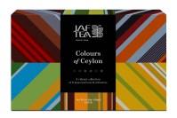 "JAFTEA (Джаф Ти) набор чая ""Краски Цейлона"" (Colours of Ceylon) 6x30g"