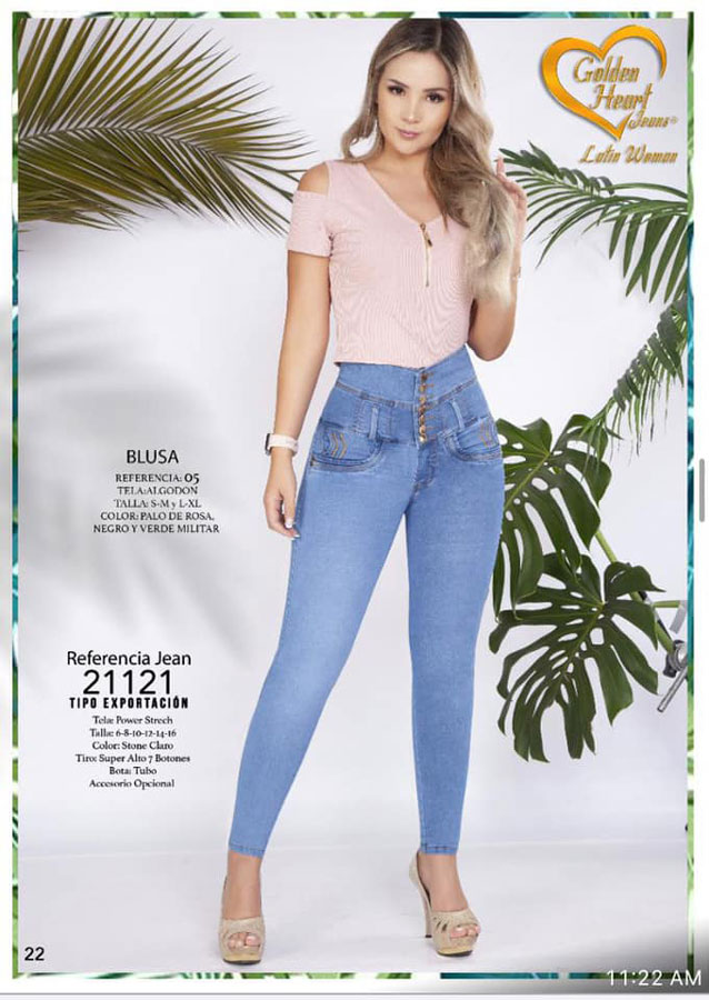 Jeans 21121 2