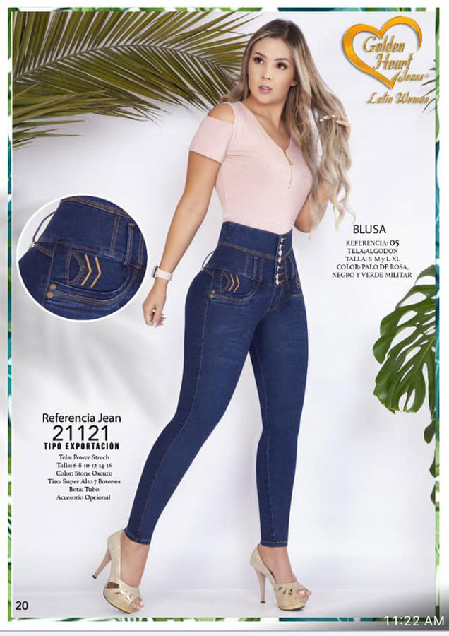 Jeans 21121