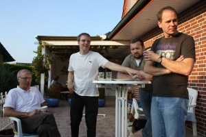 Welpen-Treffen G-Wurf 90