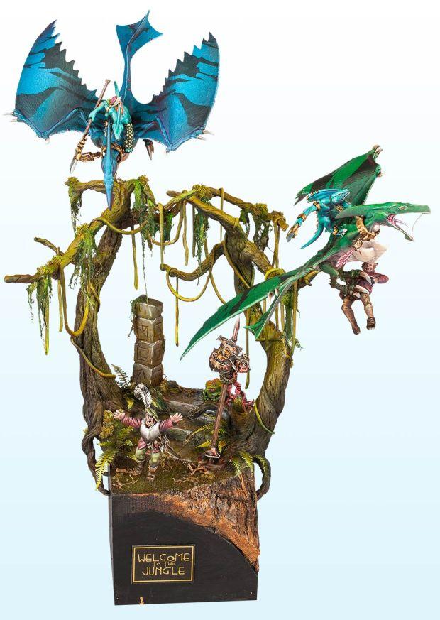 9-Diorama-BRONZE