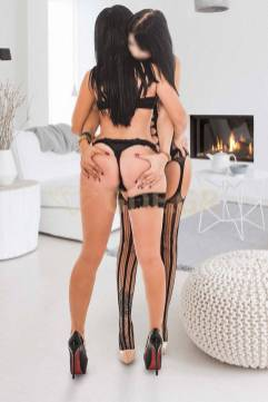 GREEK ATHENS SEXY ESCORT PAOLA WITH SEXY NIKOL