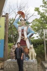 桃太郎とお供