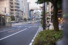 広島の大通り