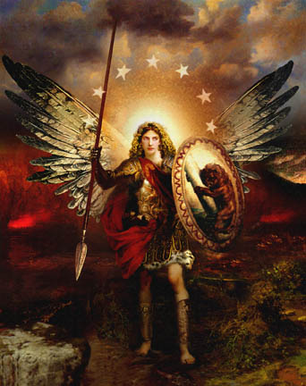 Archangel Michael on AHWAA on Spiritual Evolution