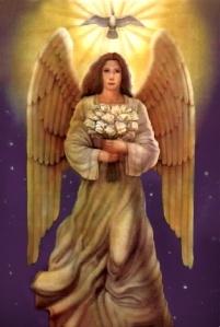 Archangel Gabrielle: I Choose to be Gabrielle