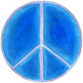 Project Peace & Love: Archangel Michael's Blue Breath of Peace