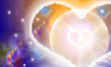 Our God-Self via Ute Posegga-Rudel: My Divine Heart and Your Human Heart