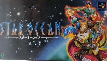 Star Ocean Official Guide Book SFC - Golden Age RPGs