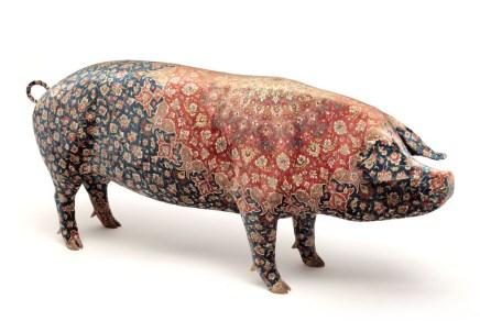 Cerdos Tatuados