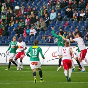Sport soccer FOEN