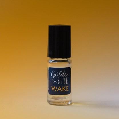 WAKE Essential Oil Blend | Golden Blue