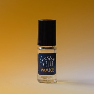 WAKE Essential Oil Blend | Golden Blue