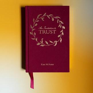 An Invitation to Trust   Golden Blue
