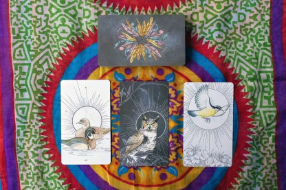 Mind, Body, Soul. 3-Card Oracle Card Reading