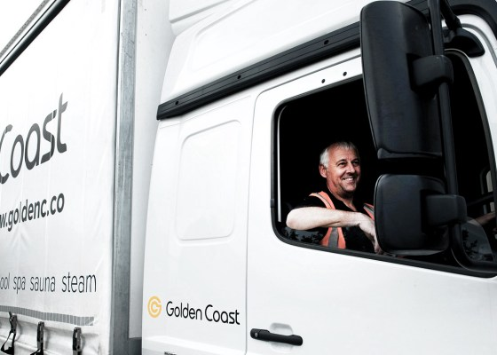 Our drivers are always happy to go the extra mile for you.