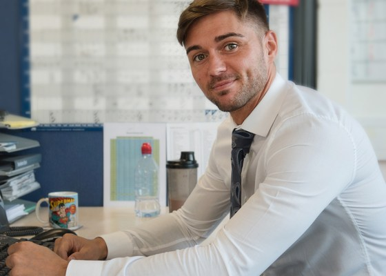 Adam. Sales Director
